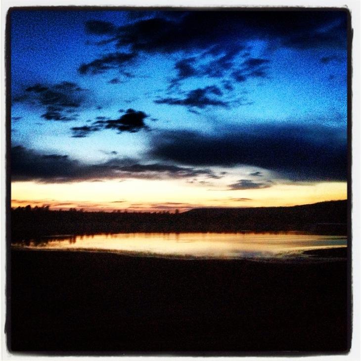 Expo Sunset