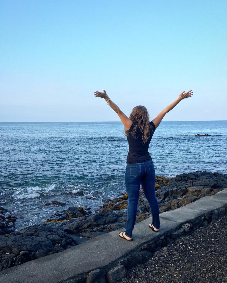 Leaving Aloha