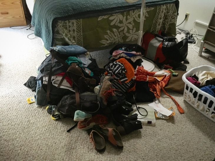Too Much Stuff