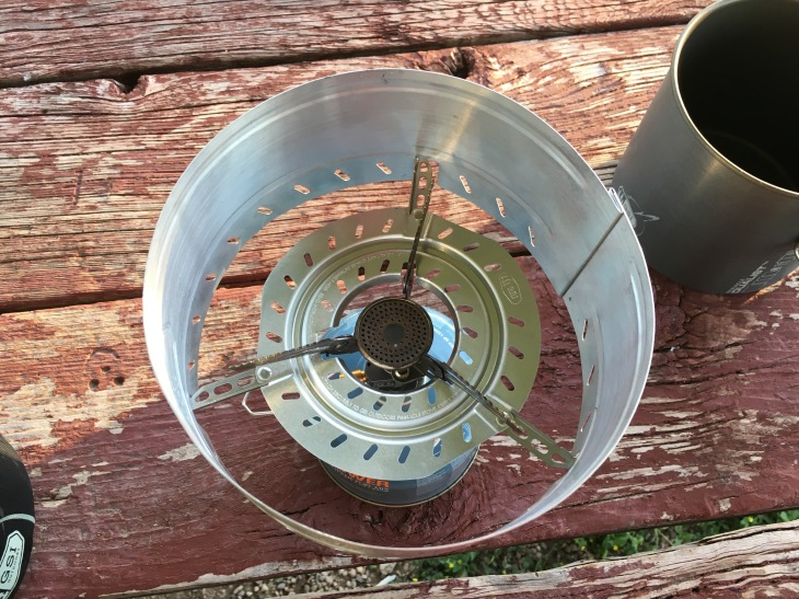 GSI Outdoors Pinnacle Canister Stove