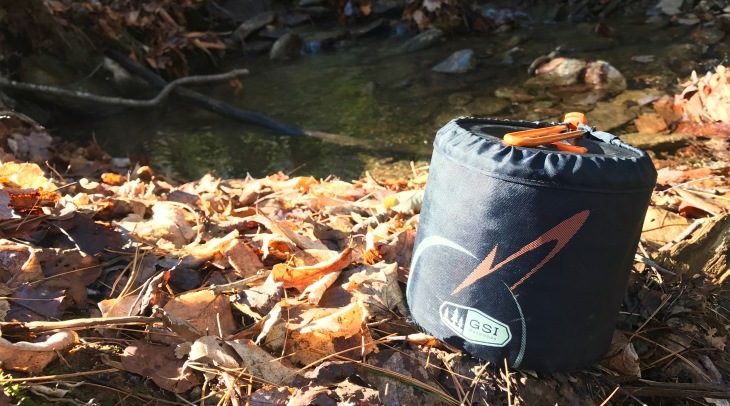 GSI Outdoors Pinnacle Dualist Complete